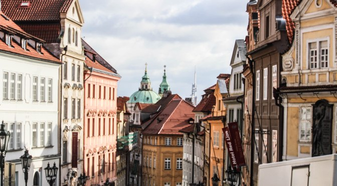 Prague –  I Could Live Here!