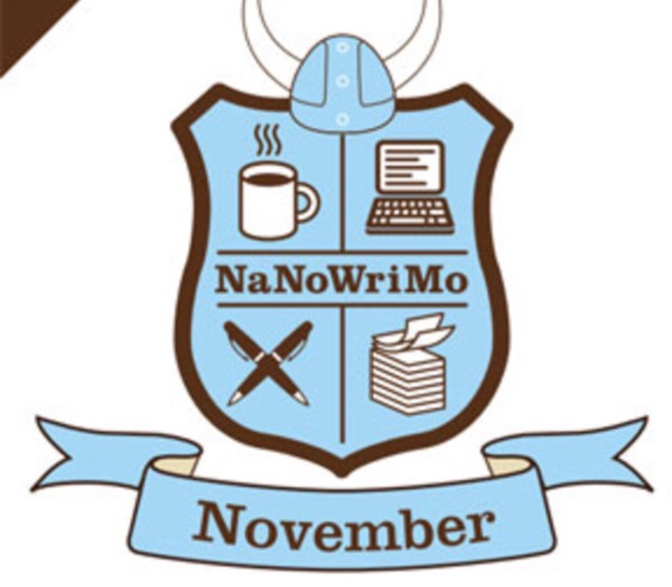 NaNoWriMo – National Novel Writing Month – Nov 2018
