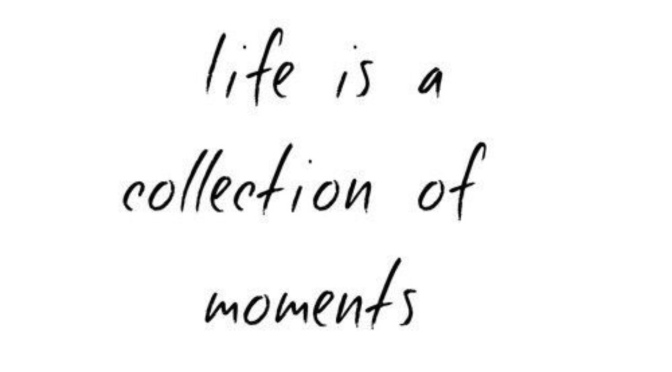 Moments – Living with Intention